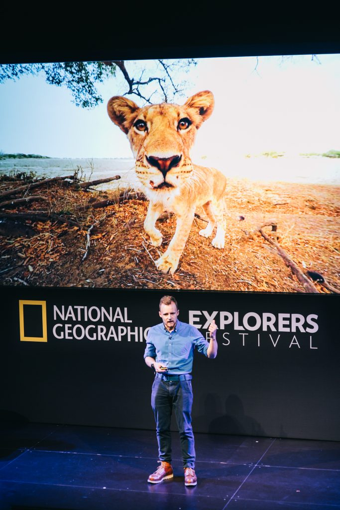 When not traveling, Martin is a highly sought-after keynote speaker on the subject of interactive and immersive storytelling, as well as telling the stories about natural heritage and conservation that has brought him and his cameras around the world.
